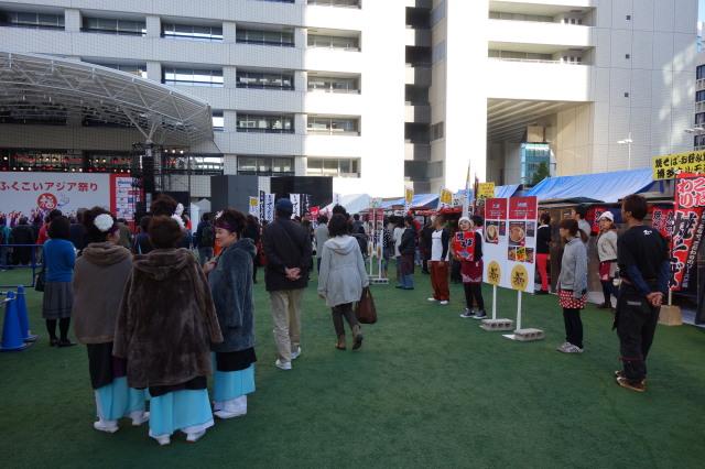 福岡天神ザ・屋台フェスティバル2014-4