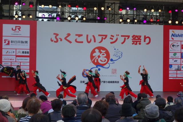 ふくこいアジア祭り2014-7