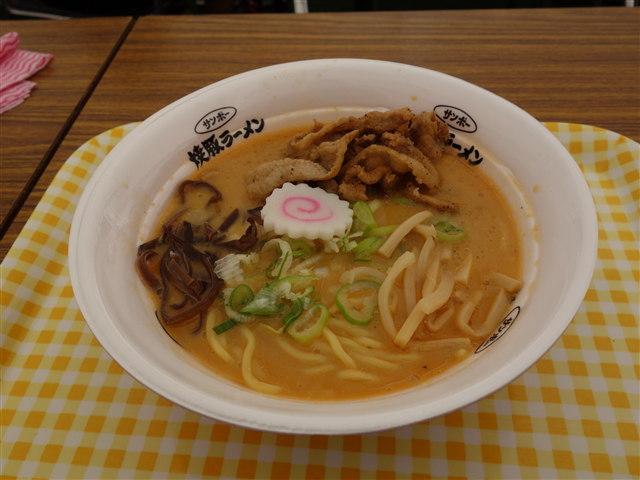 福岡ラーメンショー2014(第一幕)味噌らぁめん3