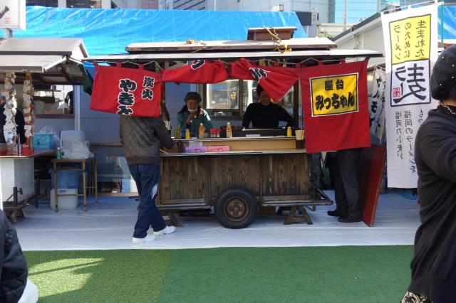 福岡天神ザ・屋台フェスティバル2014-8