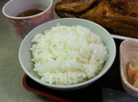 お食事処 福魚食堂(真鯛の揚げ煮定食)7