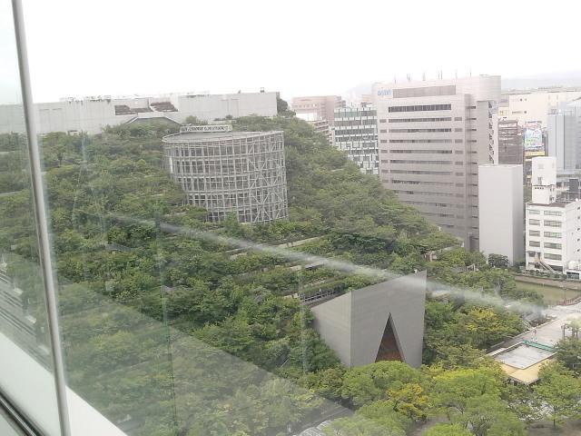 福岡市役所食堂2