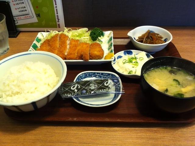 天神 わっぱ定食堂8
