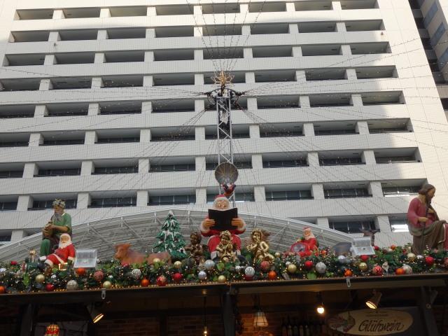 TENJIN CHRISTMAS MARKET様子4