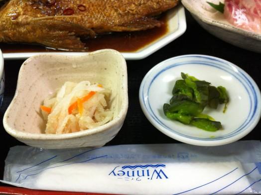 お食事処 福魚食堂(真鯛の揚げ煮定食)9