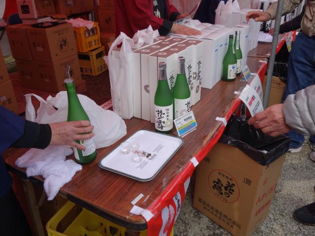 第21回 城島酒蔵びらき即売4