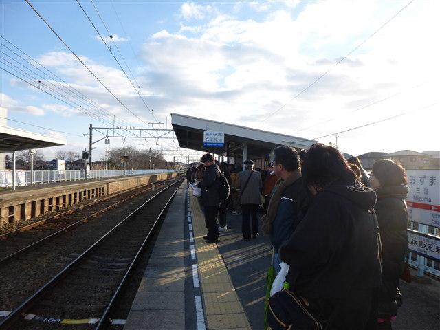 西鉄三潴駅帰り2