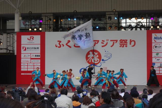 ふくこいアジア祭り2014-11
