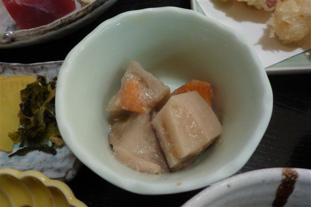 味処 一魚一栄(天刺定食)10