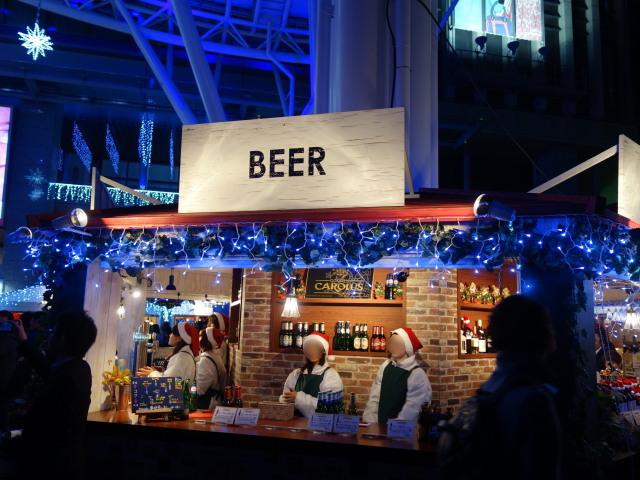 クリスマスマーケット in 光の街・博多-ヒュッテ5