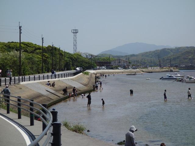 北斗の水くみ海浜公園3