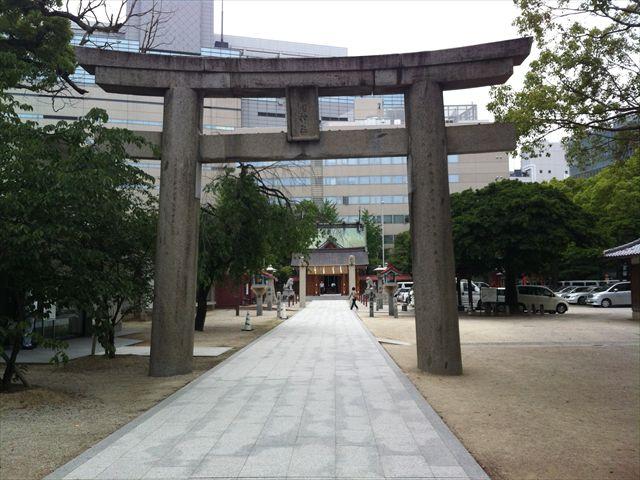 警固神社2