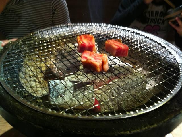 七輪焼肉 ふくの牛13