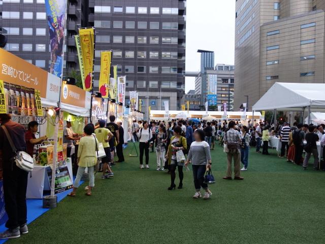九州ビアフェスティバル2015ビール1