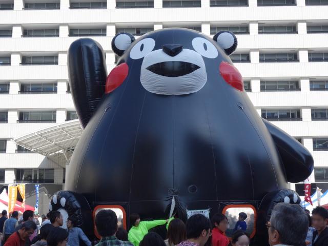 くまモンファン感謝祭2016 in Fukuoka様子2