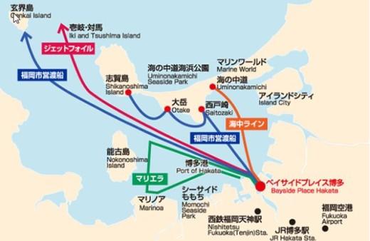 博多市営渡船 きんいん号17