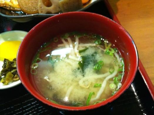 味処 一魚一栄(鯖の煮付け定食)9