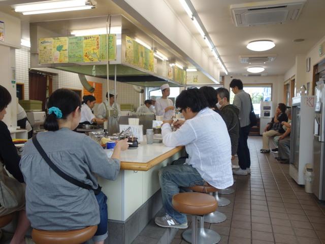 天ぷら ひらお 早良店の様子6