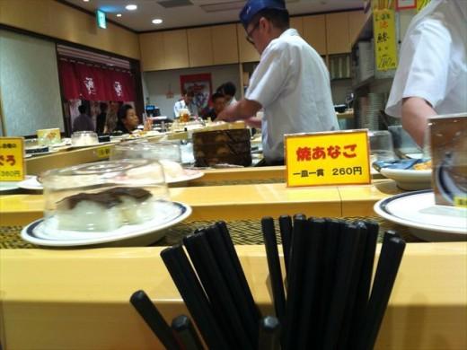 博多1番街⑬まわる寿司 博多魚がし2