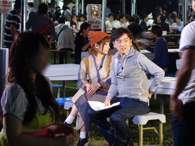 舞鶴公園オクトーバーフェスト2015TV1