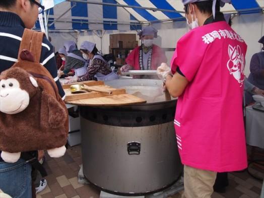 福岡市長浜鮮魚市場「市民感謝デー」291311-38