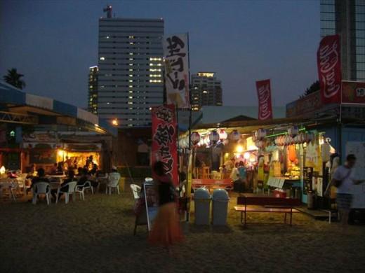 百道浜BBQ(Big Banana)15