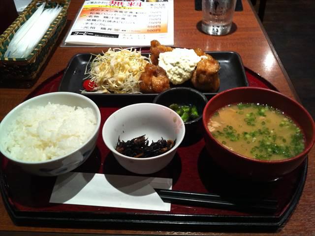 博多味のタウン⑥地鶏ダイニング ゆず5