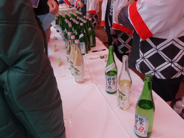 第21回 城島酒蔵びらき即売7