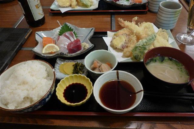 味処 一魚一栄(天刺定食)7