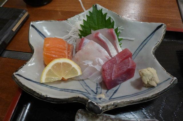 味処 一魚一栄(天刺定食)9