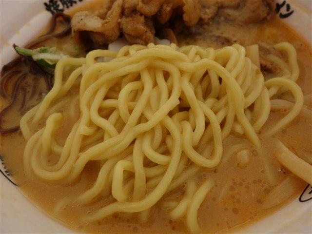 福岡ラーメンショー2014(第一幕)味噌らぁめん4