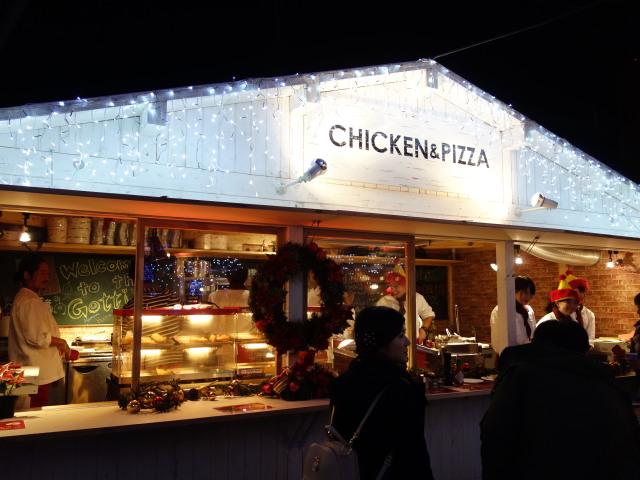 クリスマスマーケット in 光の街・博多-ヒュッテ11