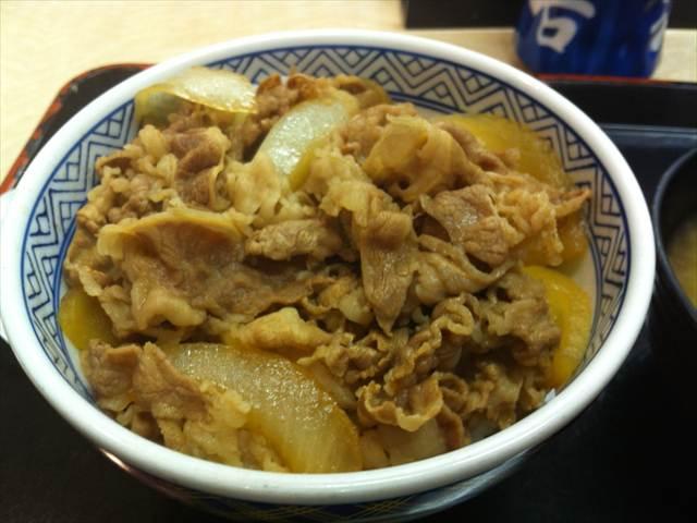 エキサイド博多⑨吉野家3