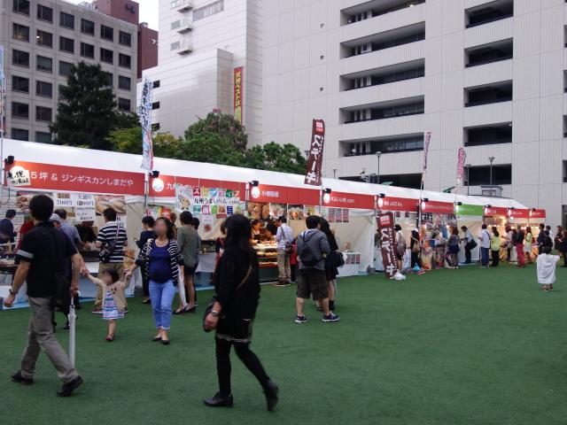 九州ビアフェスティバル2015料理1