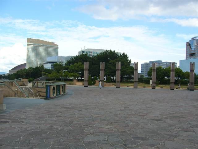 福岡市海浜公園(百道浜)6
