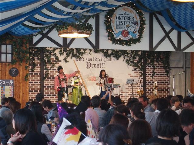 福岡オクトーバーフェスト2014-8