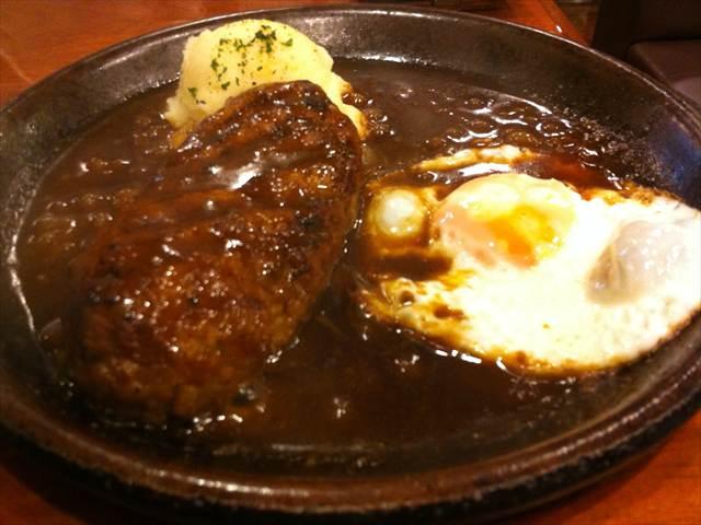 あじわいすとりーと⑮陶板焼き ハンバーグ俵屋5