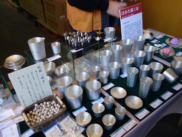 大賀酒造 2015年 春の酒蔵開き物販4
