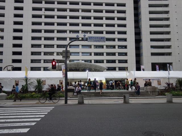 九州ビアフェスティバル2015様子1