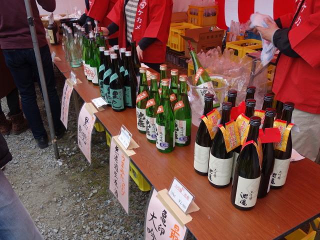 第21回 城島酒蔵びらき即売3