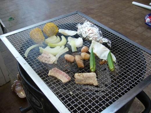 百道浜BBQ(Big Banana)11