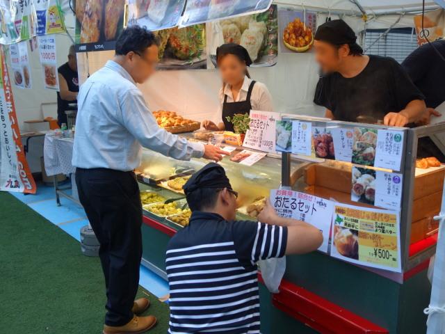 九州ビアフェスティバル2015料理3