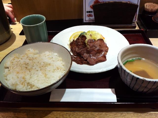 たんや(朝食)7