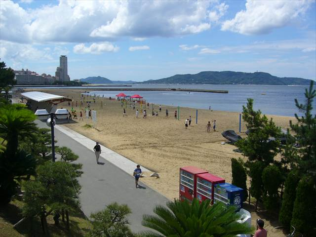 福岡市海浜公園(百道浜)8