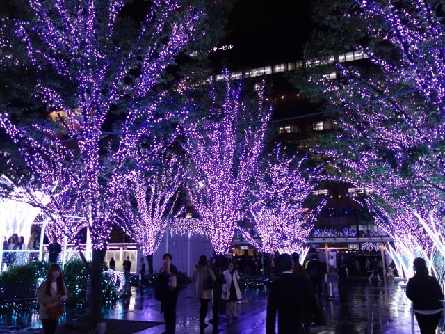 光の街・博多2015-10