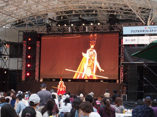 アジア太平洋フェスティバル福岡2014-21
