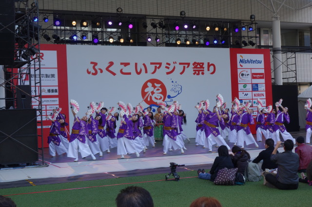 ふくこいアジア祭り2014-4