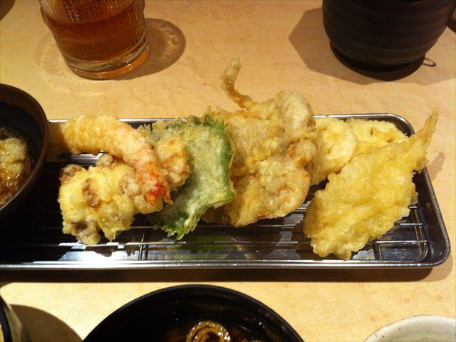 ヨドレス③天ぷら定食 あげな3