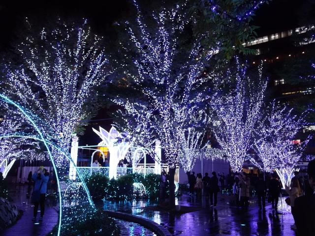 光の街・博多2015-11