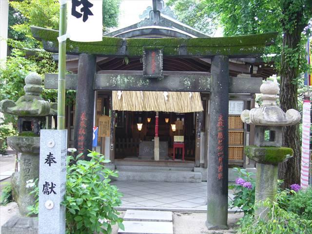 櫛田神社恵美須神社
